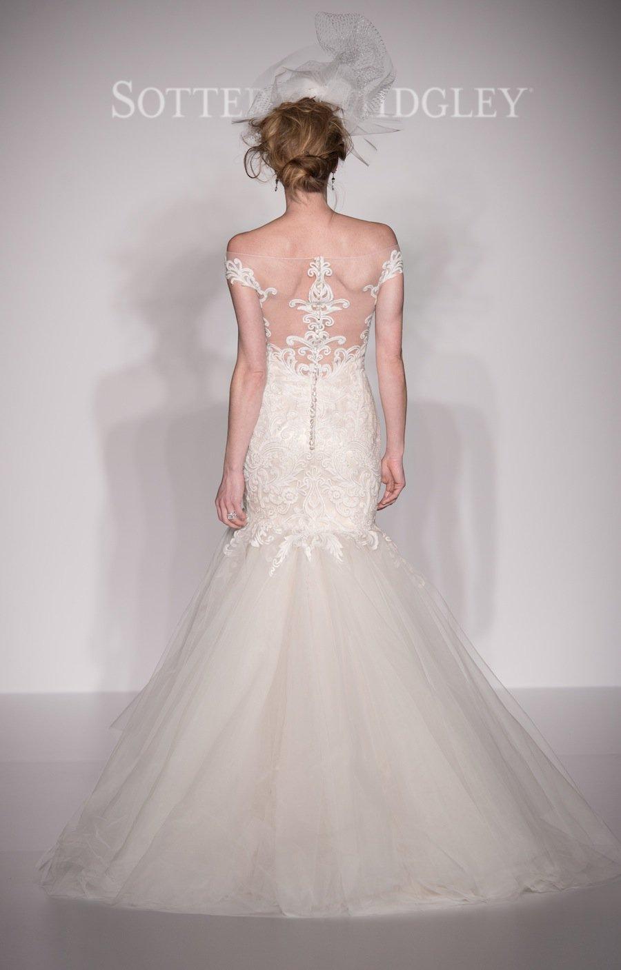 Davinci Wedding Gowns 65 Simple  Elegant fleur de