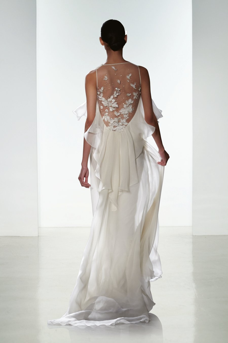 Back Detail Wedding Dress