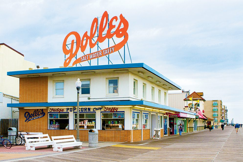 Dolle's Owner Tells How the Taffy Gets Made