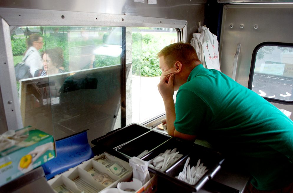 A Day in the Life of a Food Truck Owner