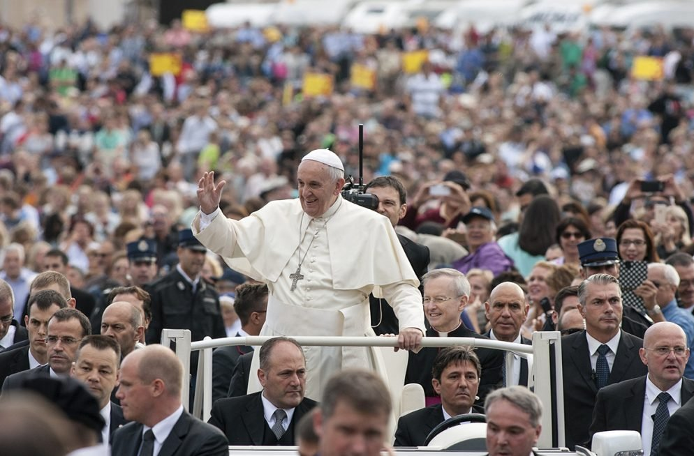 Where to See Pope Francis When He Visits DC