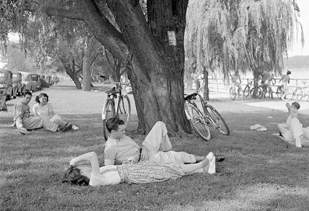 How Washingtonians Stayed Cool Before Air Conditioning