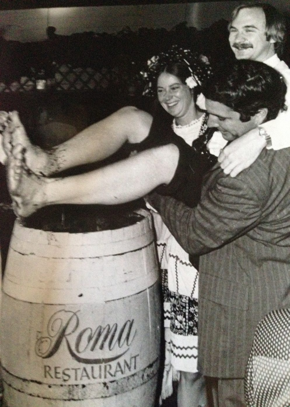 DC Used to Have the Strangest Italian Restaurant in America