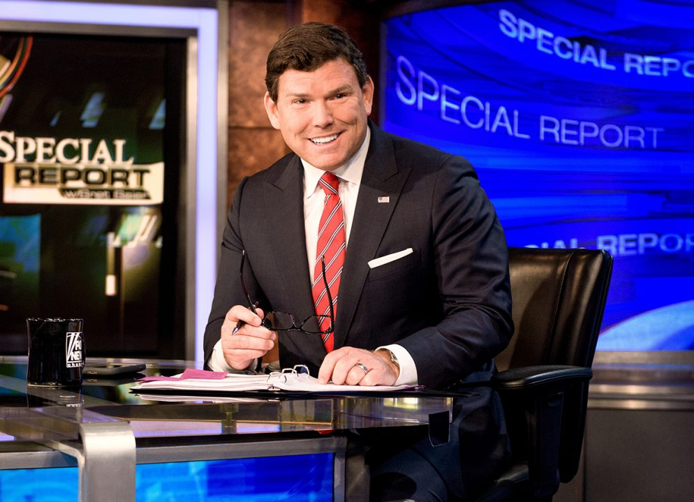 Bret Baier Has a Plan for Moderating Donald Trump