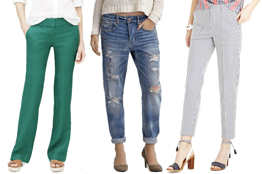 What Pants to Wear During a Hot, Humid Summer