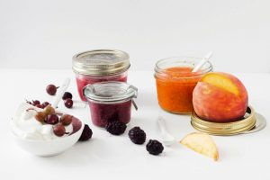 Healthy Recipe: Easy, No Cook, Fruity Chia Seed Jam