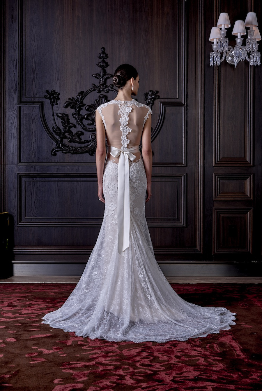 picture Galia Lahav 2015 Wedding Dresses: Pearl Perfection, Sexy Sparkle and All That Jazz