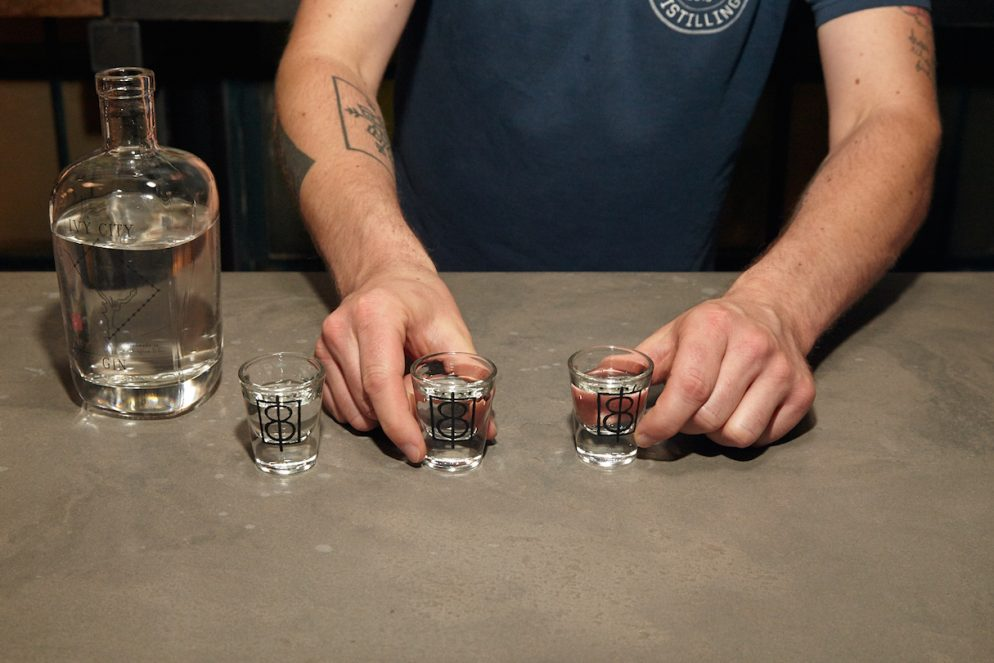 The Week in Food Events: Bottomless Oysters and Beers at Black Jack, One Eight Distilling's Whiskey and Biscuits