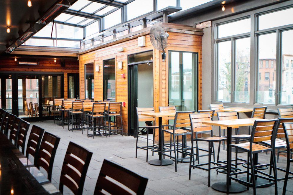 The Summer Drinking Quarterfinals: Republic vs. Jack Rose Dining Saloon