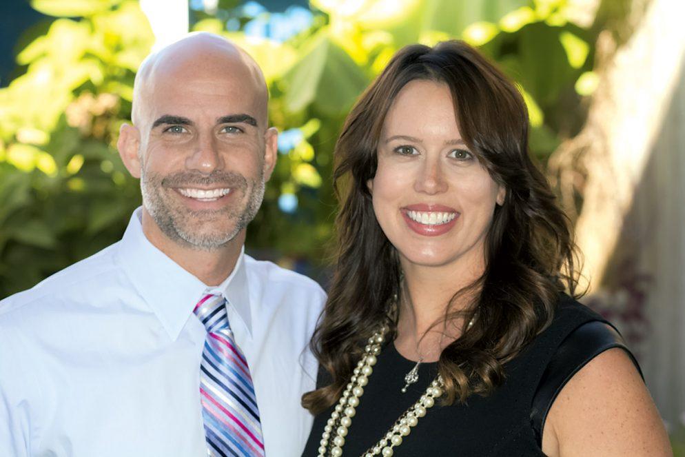 Washingtonian's Top Real Estate Agents: Mandy Mills & David Getson