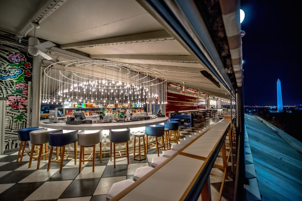 The Summer Drinking Showdown Begins: POV Lounge vs. Rock & Roll Hotel