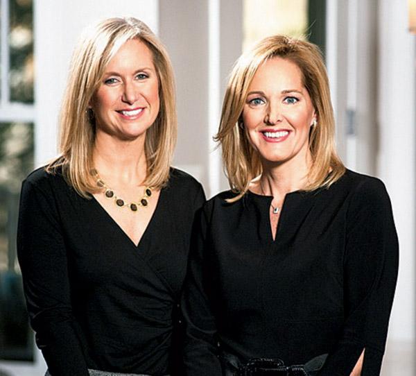Washingtonian's Top Real Estate Agents: Sondra Mulheron & Pam Schiattareggia