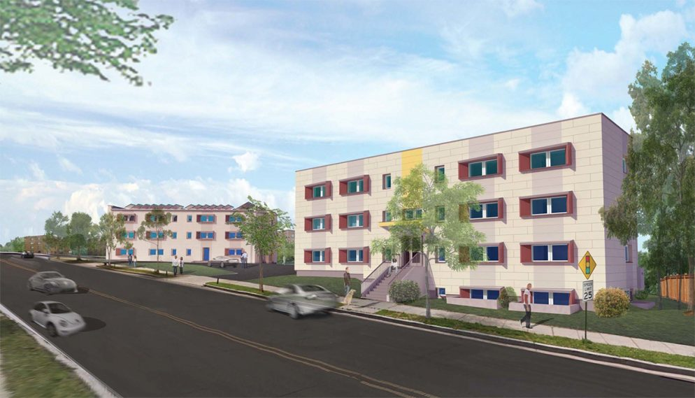 A Southeast DC Housing Project Is Leading the Way on Energy Efficiency