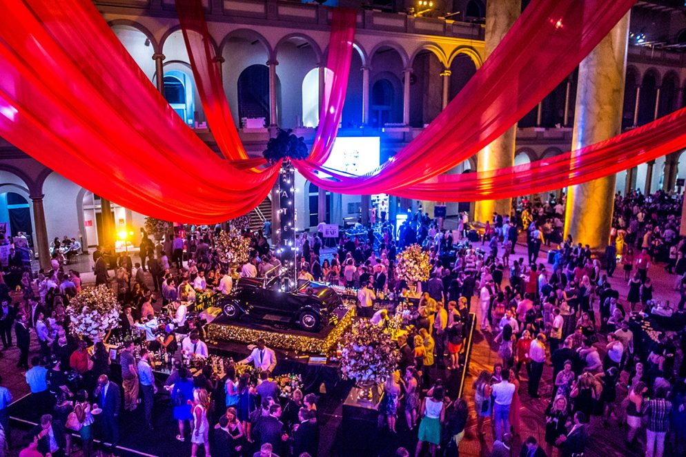 Photos From the AT&T Best of Washington Party at the National Building Museum