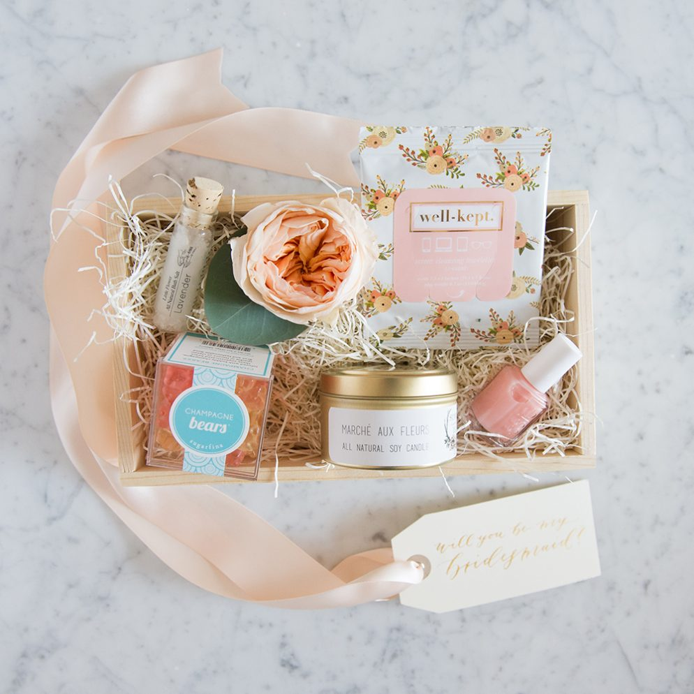 "Bridesmaid Gifts: Found It! The Cutest ""Will You Be My Bridesmaid?"" Gift"