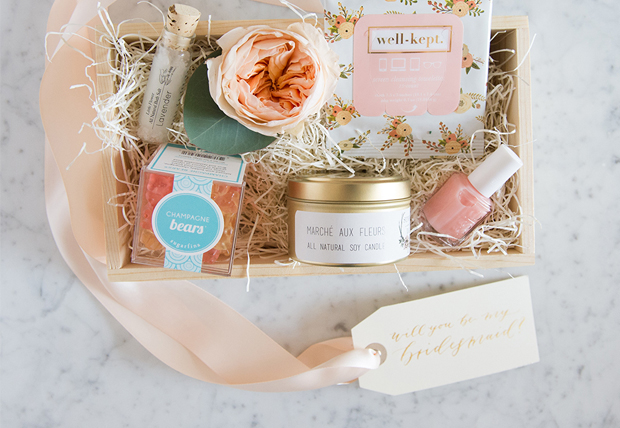 """Found It! The Cutest """"Will You Be My Bridesmaid?"""" Gift Right Now 