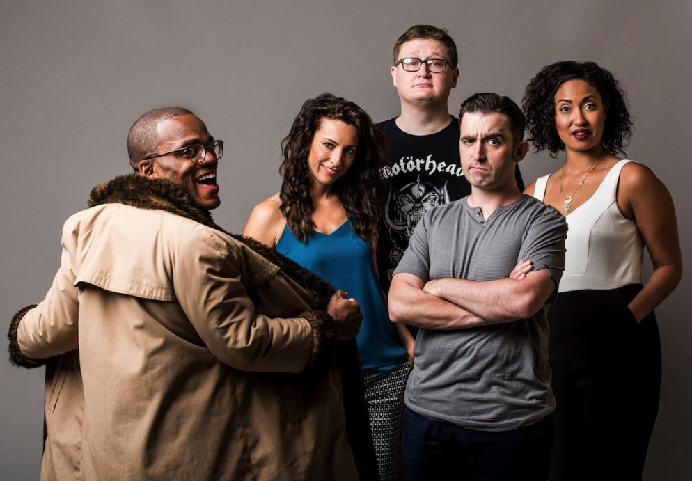 Get Your Laugh on with the Second City's <em>Let Them Eat Chaos</em> at Woolly Mammoth