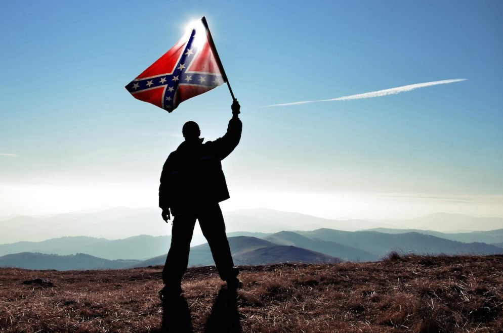 Why Banning the Confederate Flag Won't Stop Confederate America