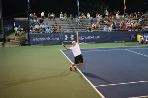Washington Tennis Pros Get Ready for Rio Olympics at DC's Citi Open