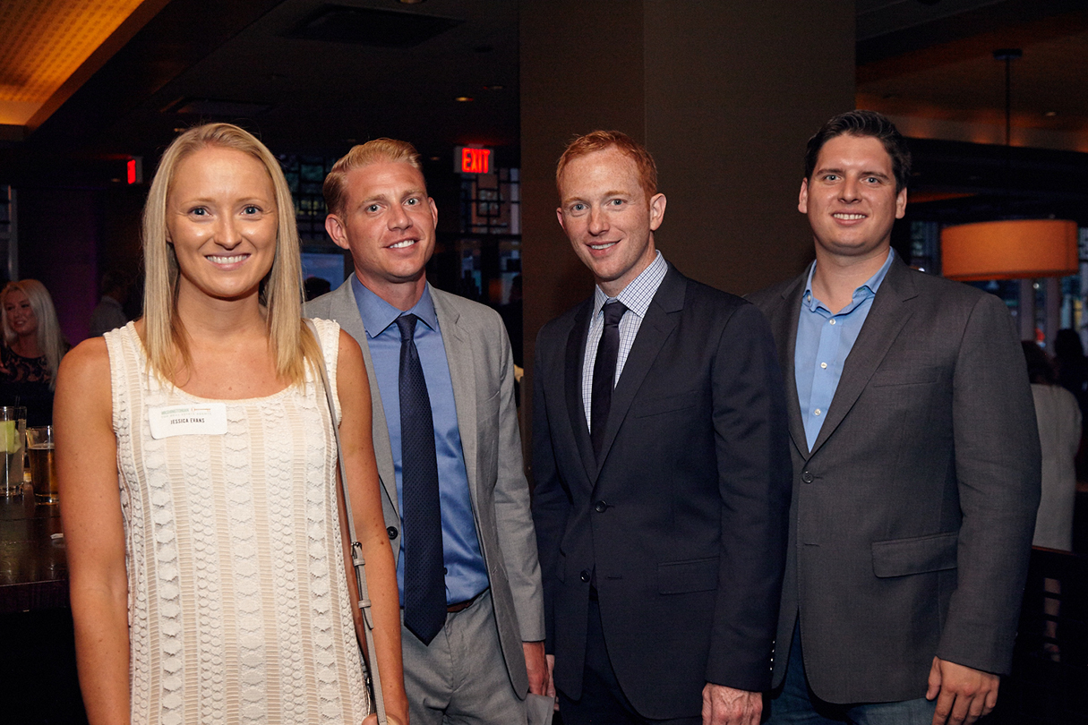 Washingtonian Honored the 2015 Top Real Estate Agents With a Party at Ping Pong Dim Sum