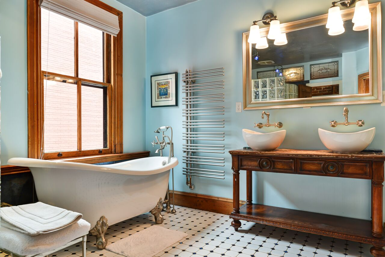 This $2Million Beauty For Sale in Logan Circle Used to Be a Brothel ...