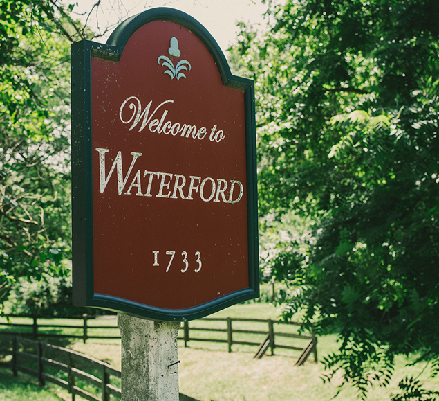 Waterford Village Apartments: Great Small Towns Near DC: Waterford