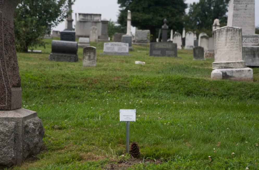 Marion Barry Still Doesn't Have a Gravestone
