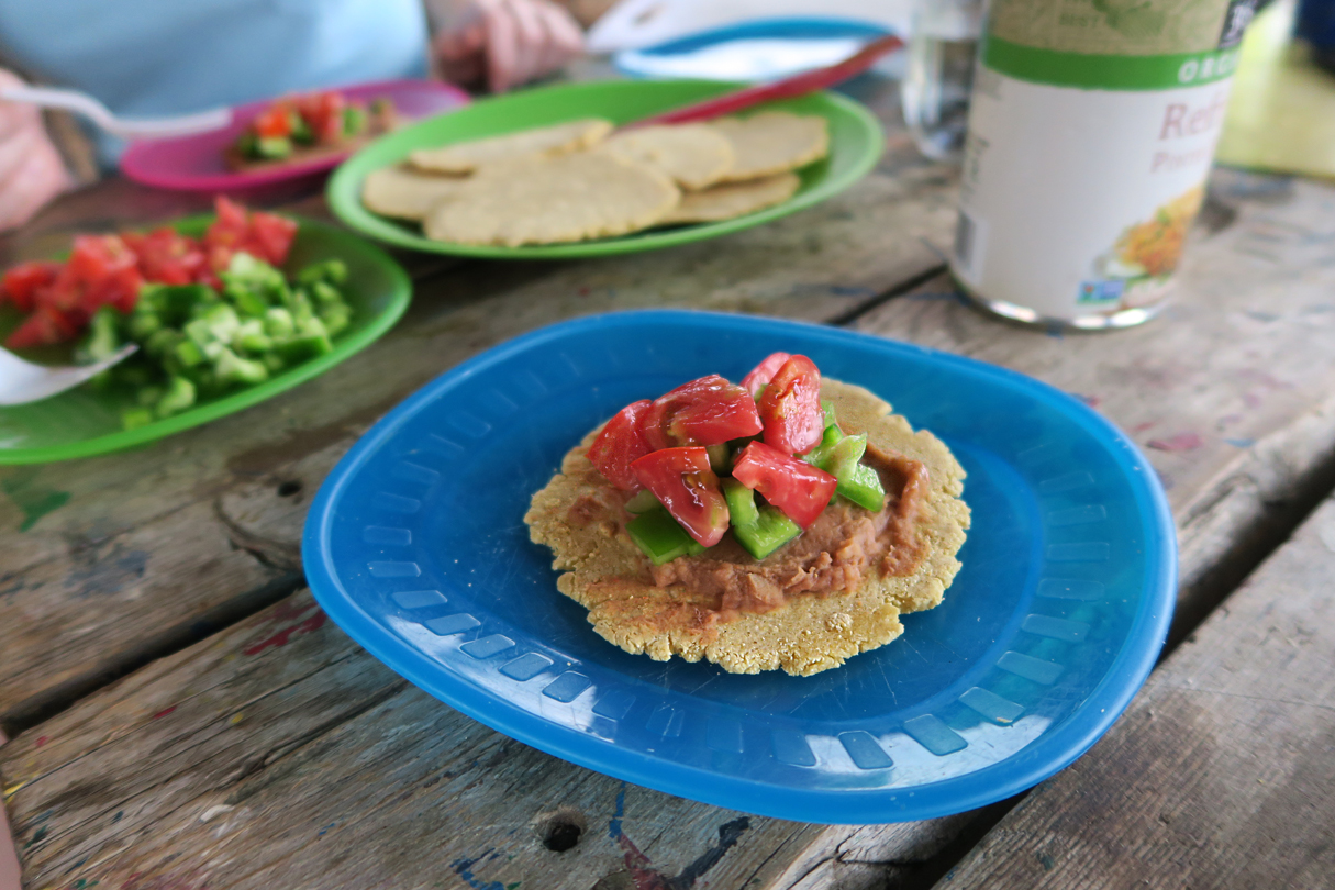 In-Season Recipe: Corn Masa Tortillas