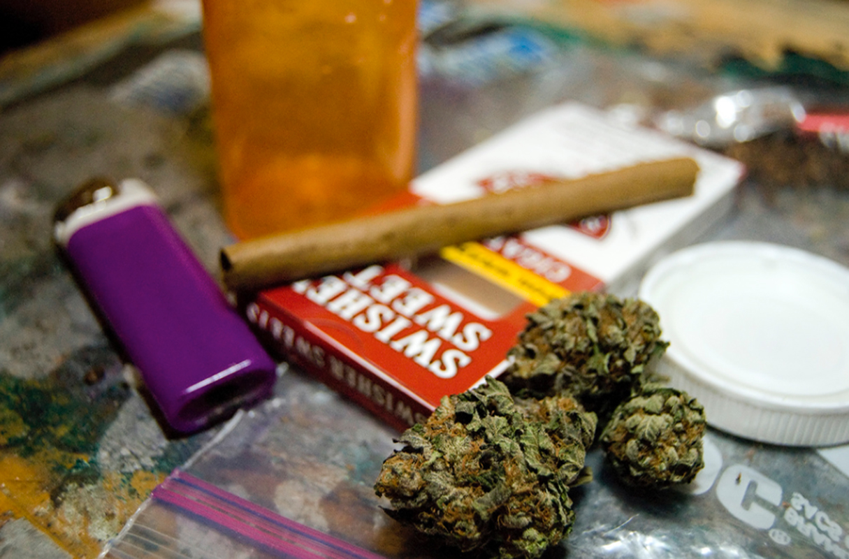 Pot's Legal in DC. Should I Smoke In Front of my Kids?
