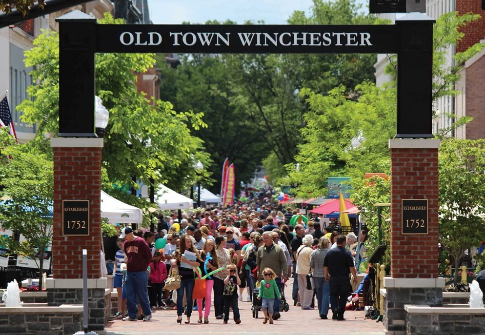 Great Small Towns Near DC: Winchester