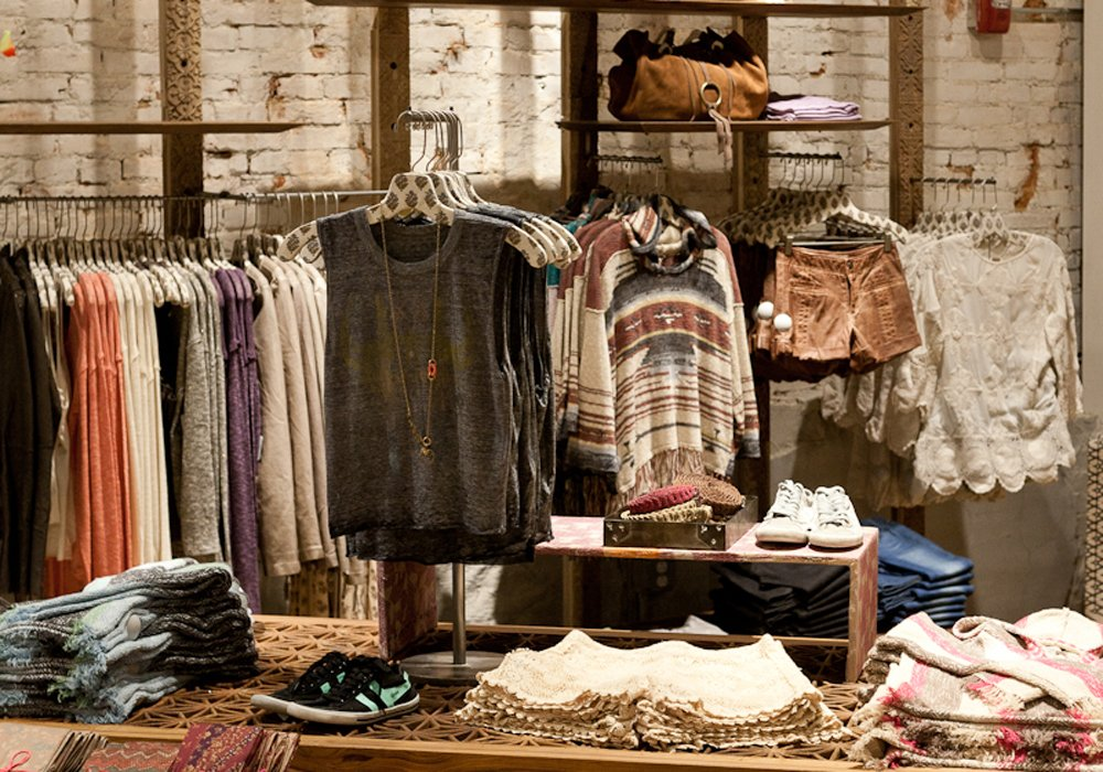 Free People Opens on M Street in Georgetown on Friday