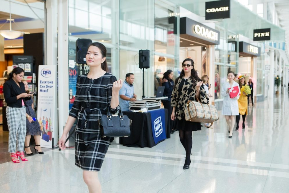 You Can Now Shop for Designer Handbags While Waiting for Your Flight at Dulles