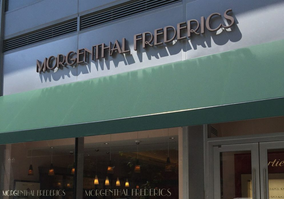 See Inside the New Morgenthal Frederics Store at CityCenterDC