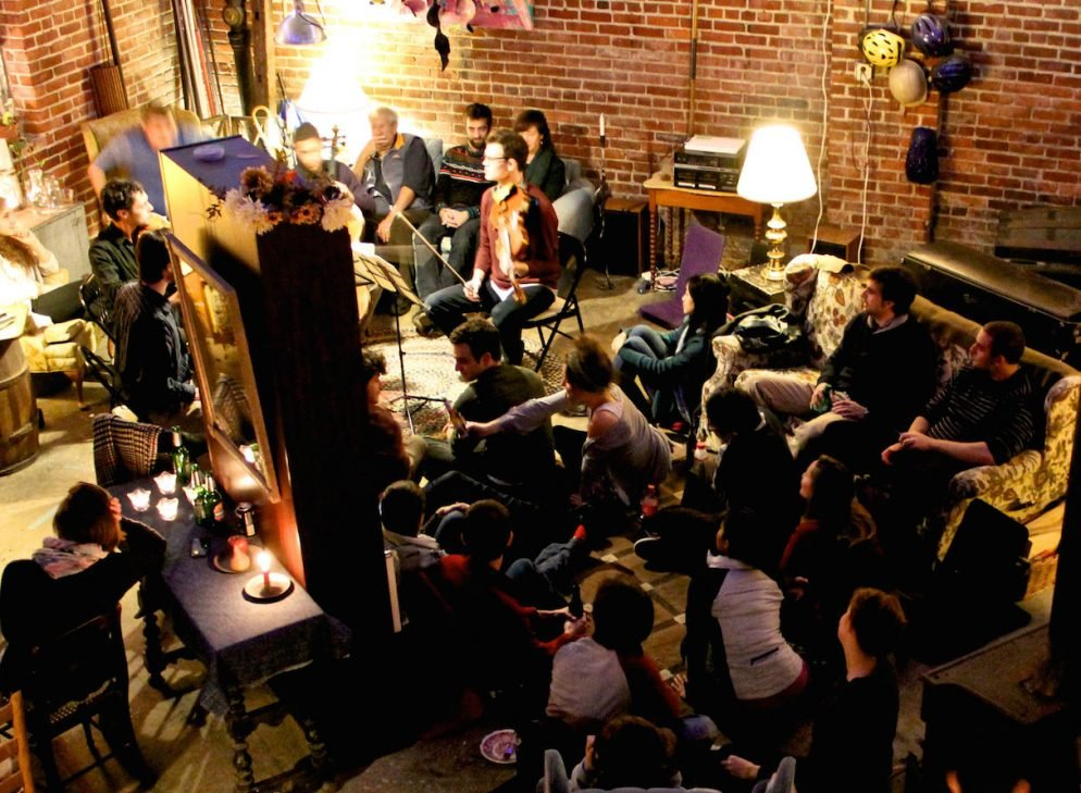 How Classical Music House Concerts Became a Thing in DC