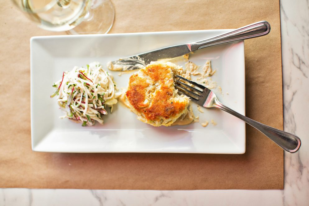 <em>Food & Wine</em> Thinks New York's Crab Cakes Are Better Than DC's
