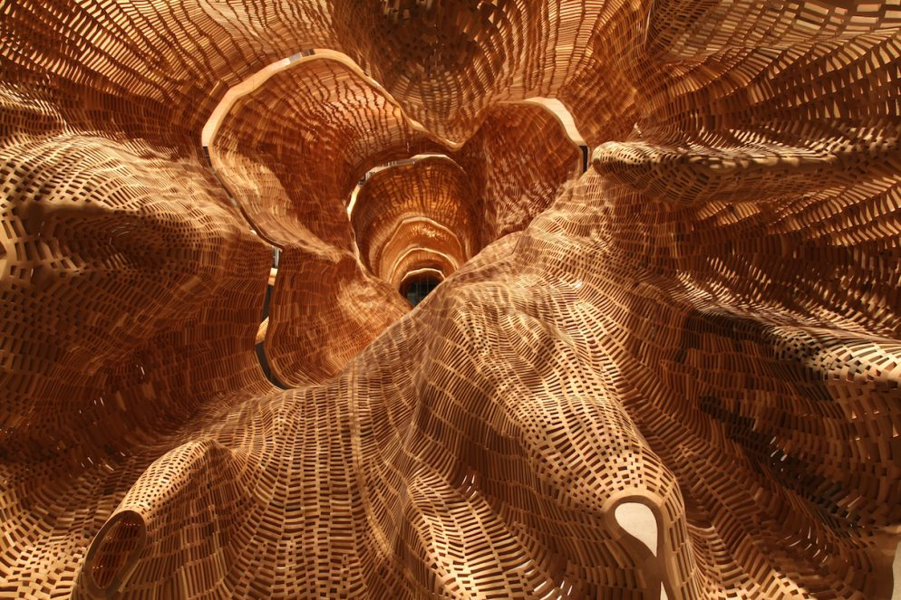 Watch This Artist Turn an Old Tree into a Mesmerizing Sculpture