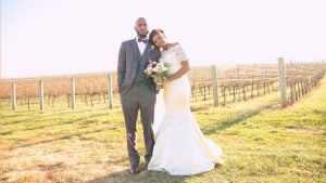 New Orleans Inspired Wedding at Trump Winery