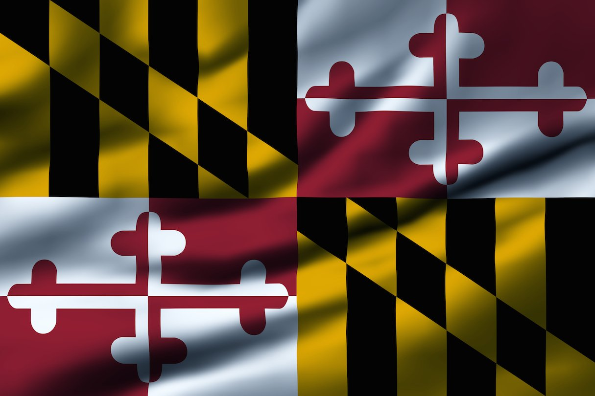 Marylands Flag Has A Subtle Symbol Of Confederate Sympathy