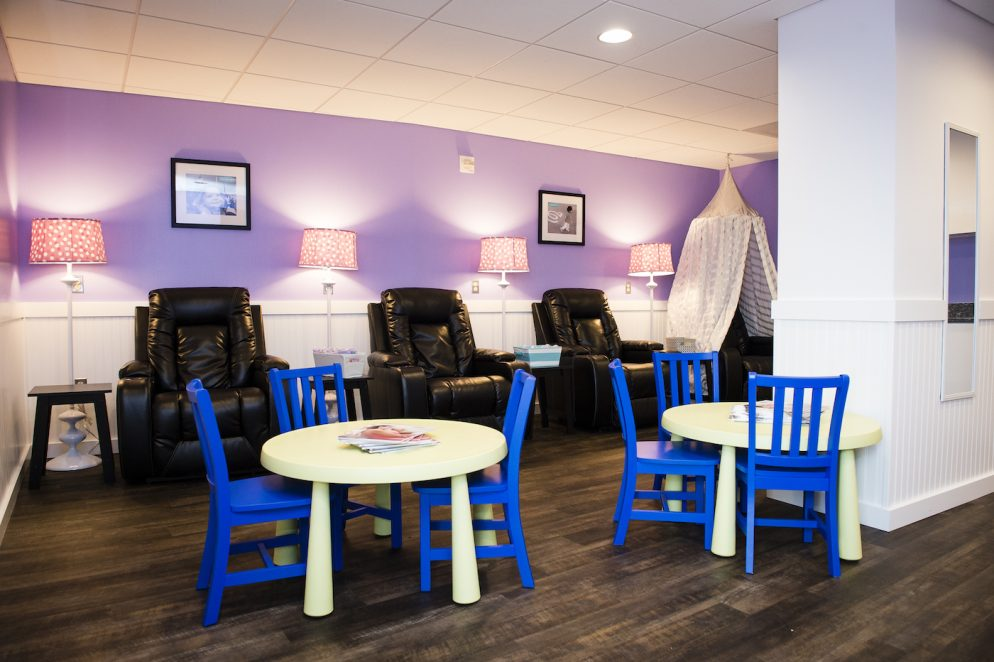 The Washington Nationals Have a Really Nice New Nursing Lounge