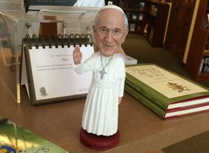 Here's Where You Can Buy a Pope Francis Bobblehead in DC