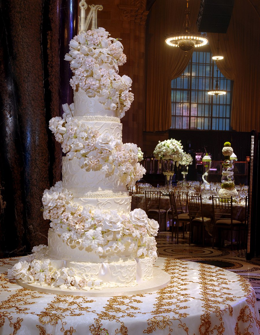 new york wedding cakes sylvia sylvia weinstock has created cakes for the clintons the 17839