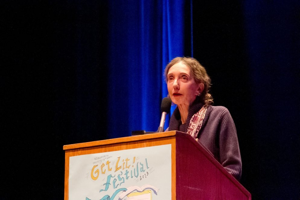 A DC Travel Guide For Acclaimed Author and DC Fear-Mongerer Joyce Carol Oates