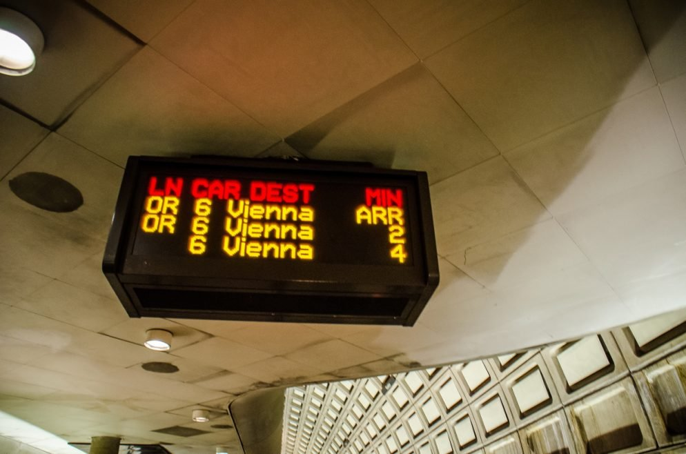 Metro Says Blue, Orange, and Silver Lines Will Run Slowly for Months