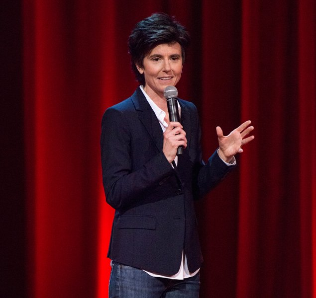 Tig Notaro will host the comedy showcase featuring comics who were born, raised, or started their careers around DC.