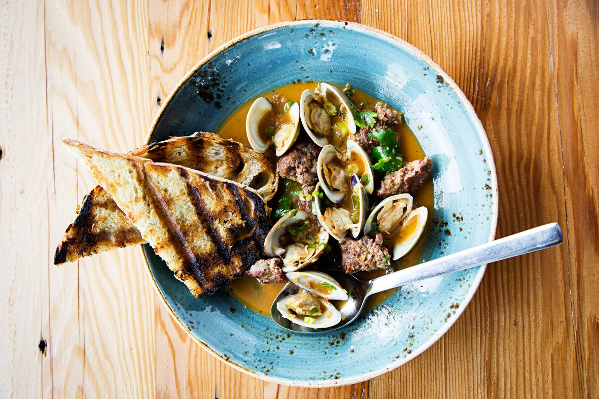 Restaurant Review: Brine