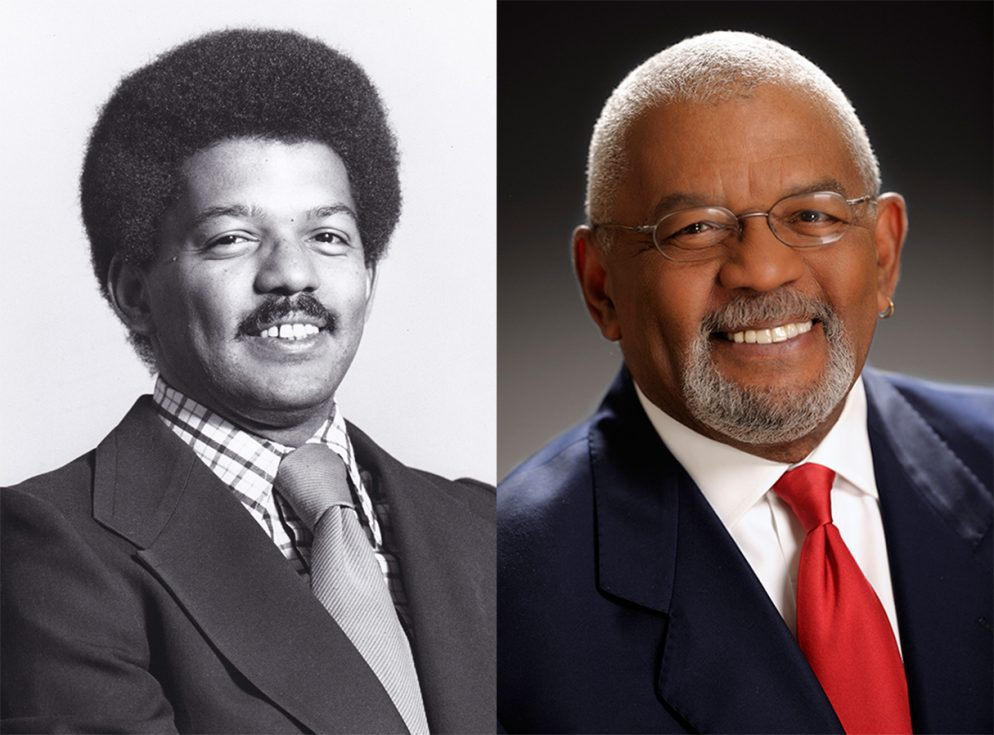 Timeline: A Brief History of Jim Vance's Hair