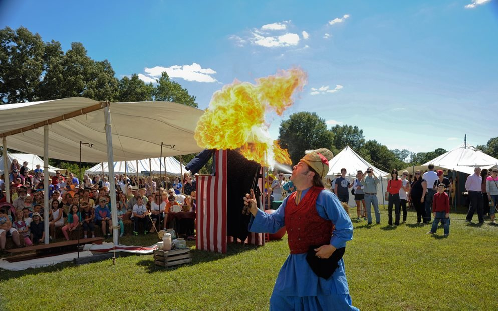 Mount Vernon's Colonial Market & Fair Is Back!