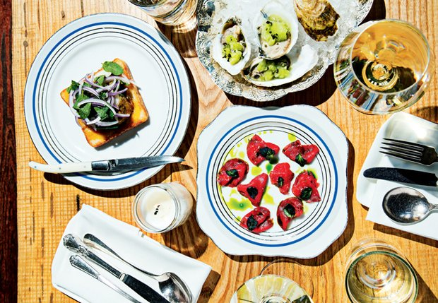 <em>Southern Living</em> Names Rose's Luxury One of the South's Best Restaurants