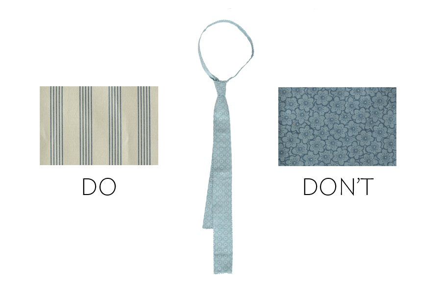 A Gentleman S Guide To Tie And Pocket Square Pairings