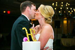Bright Fuchsia and Gold Wedding at Westfields Marriott